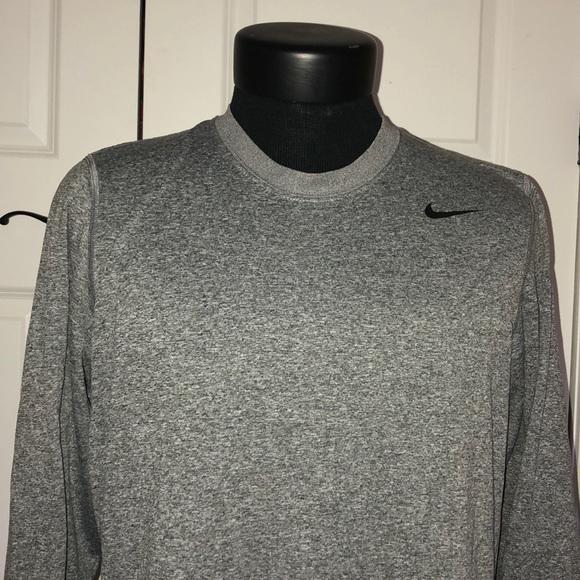 a1f12290 Nike Shirts | Mens Medium Drifit Longsleeve T Shirt | Poshmark